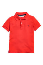 Polo shirt - Red - Kids | H&M CN 2